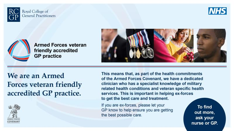 Armed Forces Veterans Accreditation